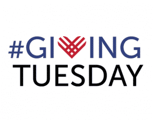 Giving Tuesday is Nov 27