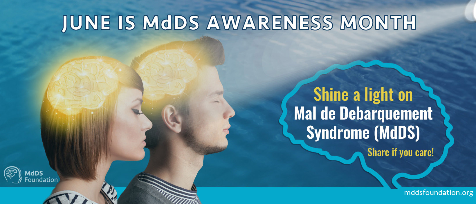 Shine a Light on MdDS banner